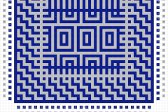 Basis patroon achterkant