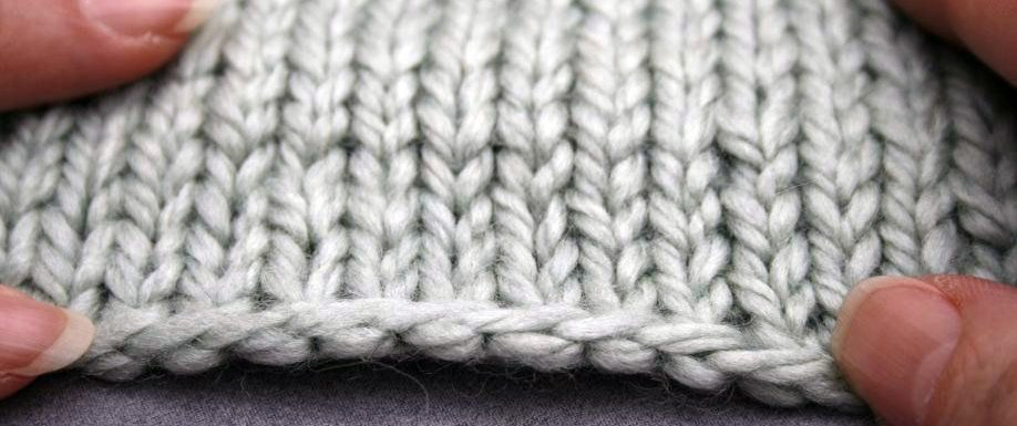 How To Cast On Knitting Stitches Long Tail : Long Tail Cast On   De Handwerkjuf