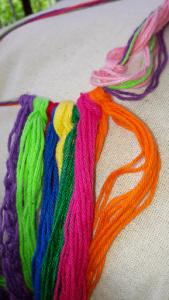 Vrolijke kleuren voor een nieuw tasje