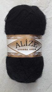Alize Angora Gold - Zwart